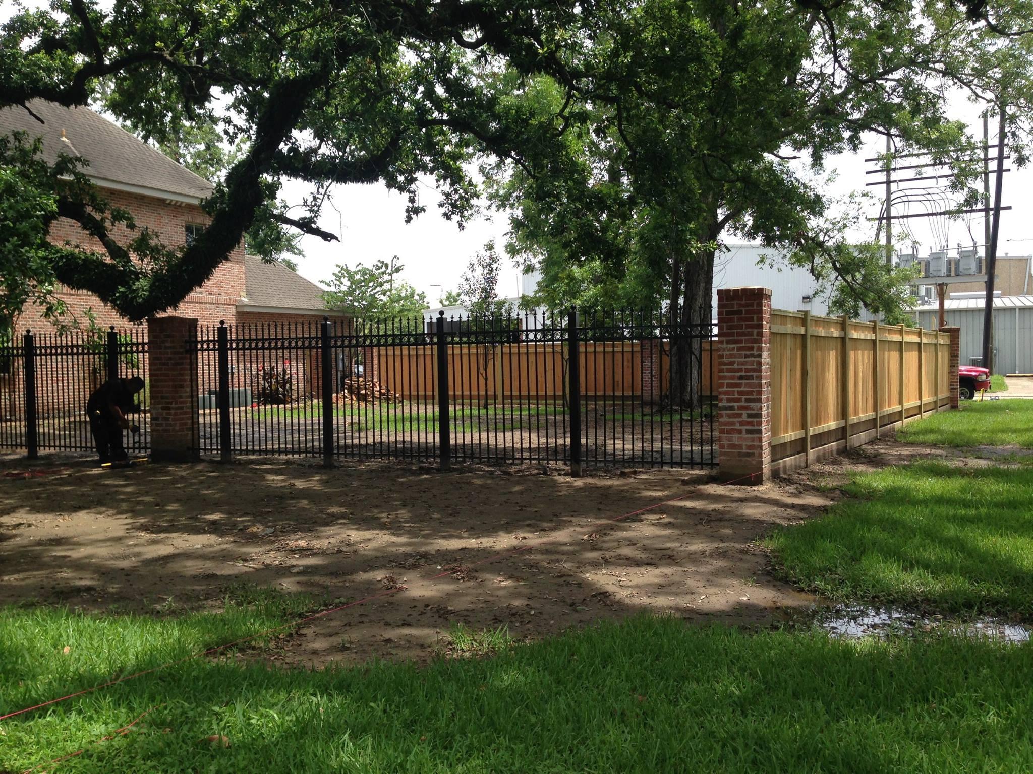 hurricane fence co
